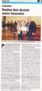 Article CL du 29/01/2015
