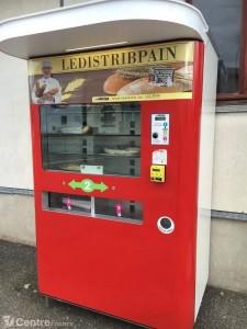 Le distributeur de pain