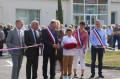 LE SAMEDI 14 SEPTEMBRE 2019, LES TRAVAUX DE L'AMENAGEMENT DE LA RD 22 ONT ETE INAUGURES